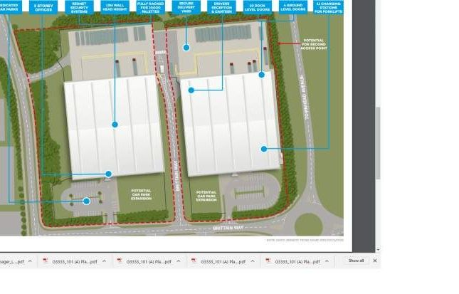 Thumbnail Light industrial for sale in 2 Brittain Way, Motherwell