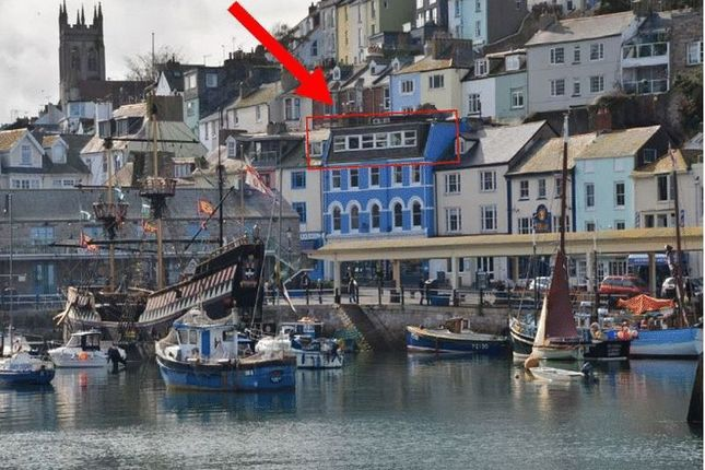Thumbnail Flat for sale in Higher Street, Brixham