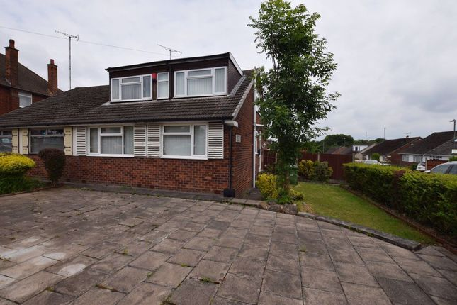 Thumbnail Semi-detached house to rent in Wheelwright Lane, Ash Green, Coventry