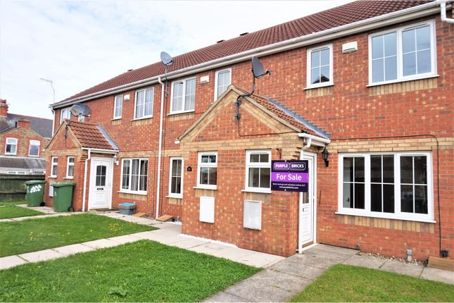Thumbnail Terraced house for sale in Hardys Court, Grimsby