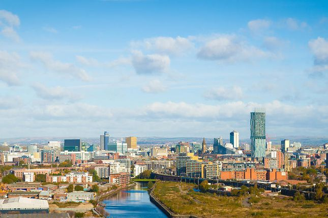 Flat for sale in Salford City Centre Apartments, Ordsall Lane, Manchester