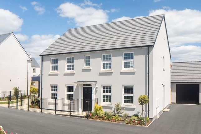 """Thumbnail Detached house for sale in """"Chelworth"""" at Redmoor Close, Tavistock"""