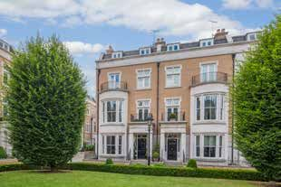 Thumbnail Semi-detached house to rent in Wycombe Square, Holland Park
