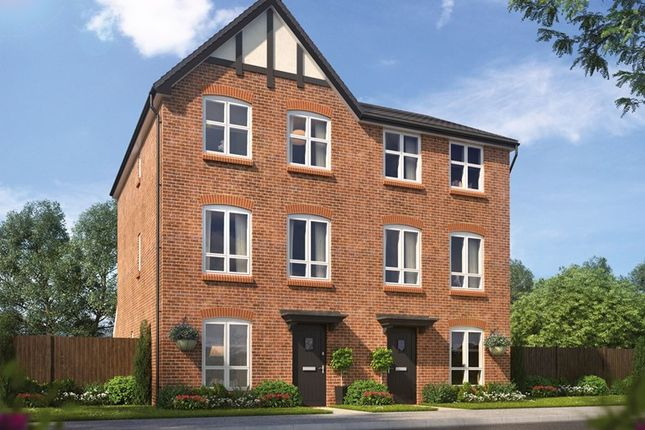 Thumbnail Semi-detached house for sale in Bury & Bolton Road, Bury