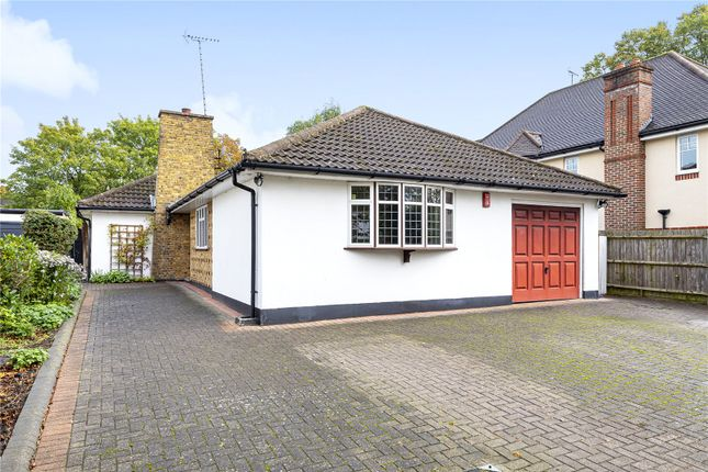 Thumbnail 3 bed bungalow for sale in The Avenue, Hatch End, Pinner, Middlesex