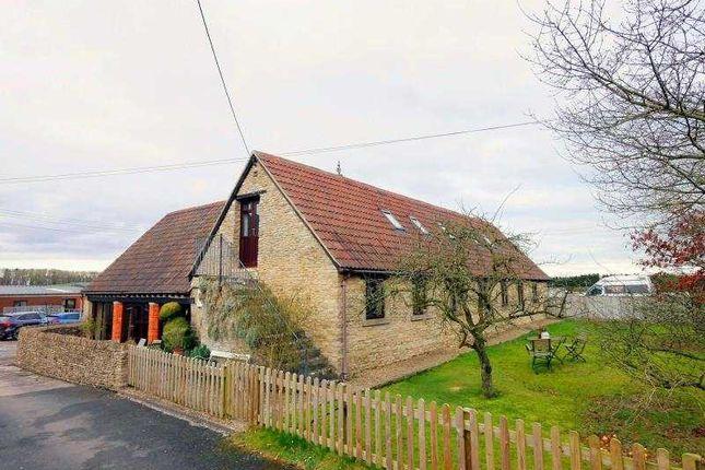 Thumbnail Barn conversion to rent in Milbourne, Malmesbury