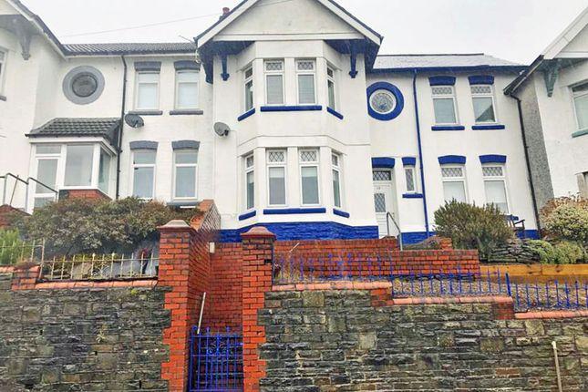 Thumbnail Terraced house for sale in The Park, Treharris