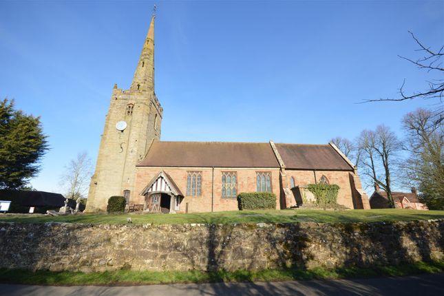 Road View of Church Lane, Bickenhill, Solihull B92