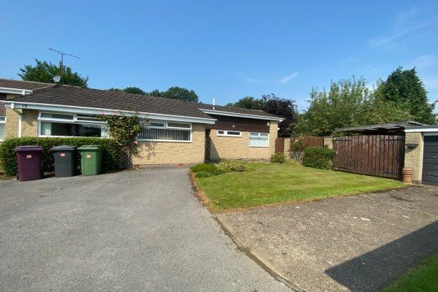 3 bed bungalow to rent in Keswick Place, Dronfield S18