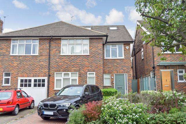 Thumbnail Semi-detached house for sale in Leopold Terrace, Dora Road, London