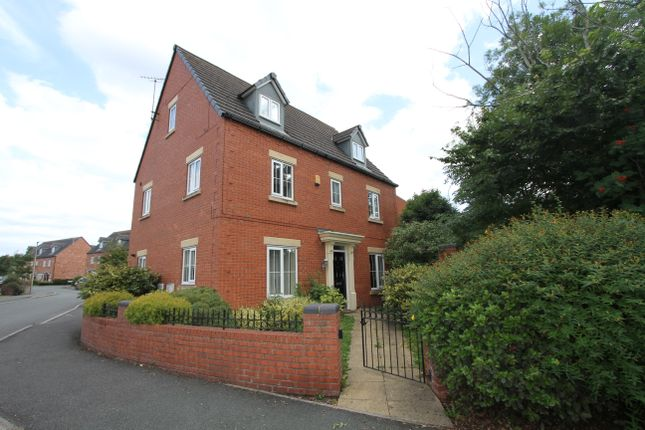 Thumbnail Detached house to rent in Lime Wood Close, Chester