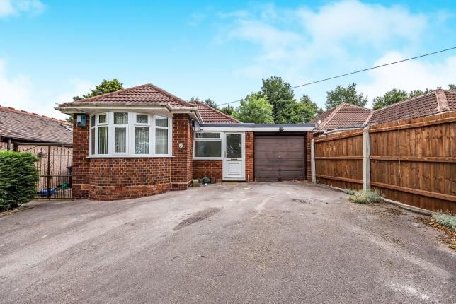 Thumbnail Bungalow for sale in Hillyfields Road, Birmingham, West Midlands
