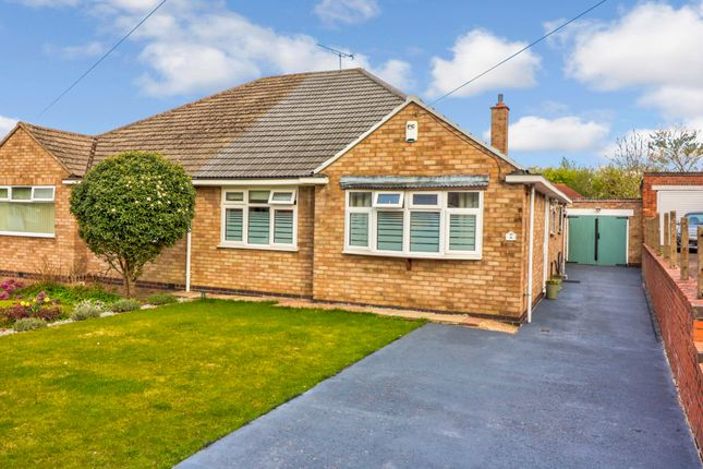 3 bed semi-detached bungalow for sale in Harrow Road, Whitnash, Leamington Spa CV31