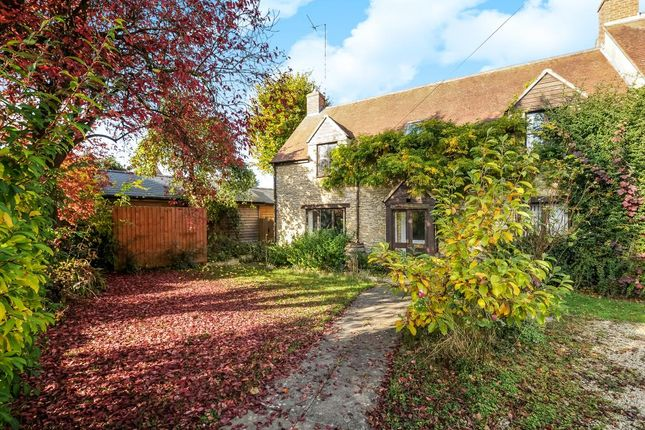 Thumbnail Semi-detached house for sale in Lower Heyford, Bicester