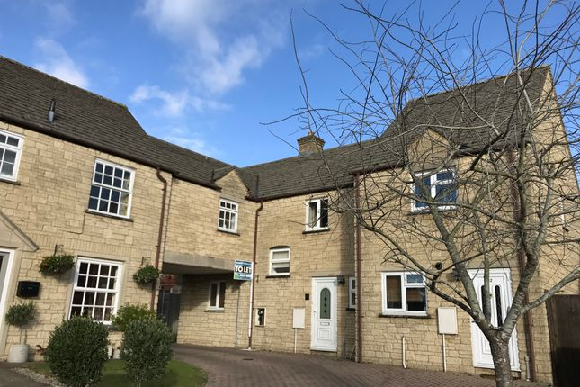 Thumbnail Semi-detached house to rent in Rissington Drive, Witney