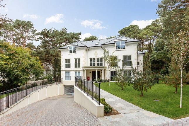 Thumbnail Flat for sale in Lilliput Road, Poole, Dorset