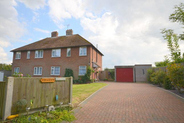 Thumbnail Semi-detached house for sale in Mill Lane, Kennington, Ashford