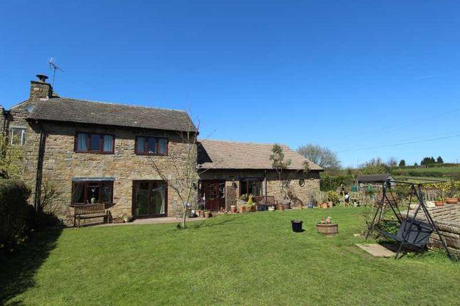 Thumbnail End terrace house for sale in Farm Lane, Hardstoft