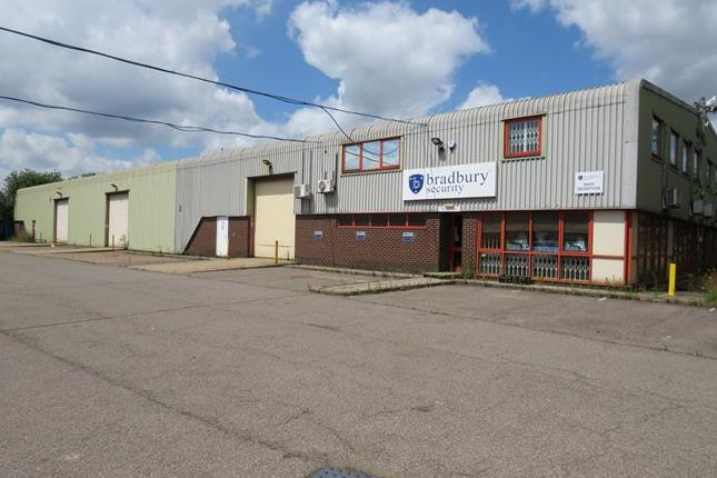 Thumbnail Industrial to let in Units 5/7 & 9, Dunlop Way, Queensway Industrial Estate, Scunthorpe, North Lincolnshire