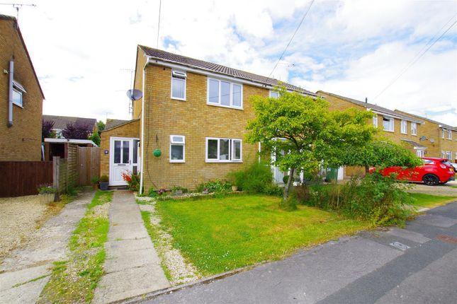 Thumbnail Semi-detached house to rent in Swinburne Place, Royal Wootton Bassett, Swindon