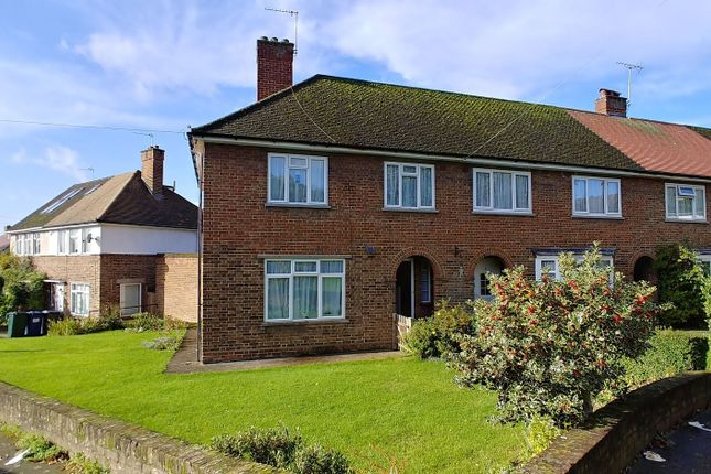 Thumbnail 3 bed end terrace house for sale in Rushden Gardens, Mill Hill