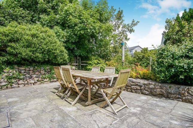 Garden of Stryd Y Ffynnon, Nefyn, Pwllheli, Gwynedd LL53