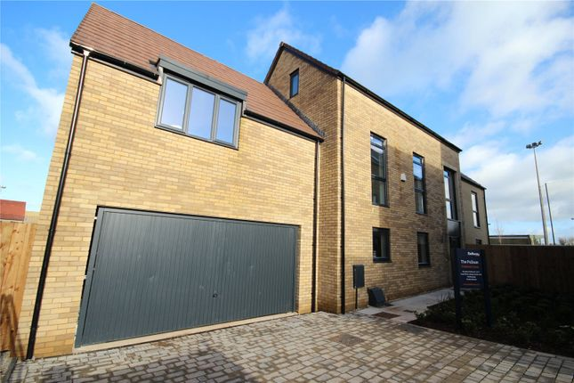 Thumbnail Detached house for sale in Windell Street, Mulberry Park, Combe Down, Bath