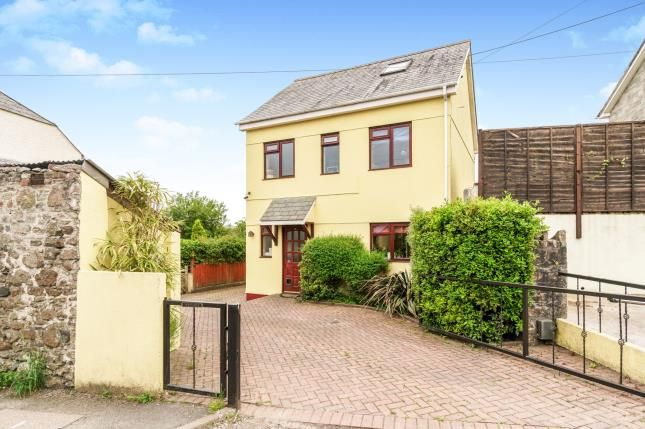 Thumbnail Detached house for sale in Lee Mill, Ivybridge, Devon