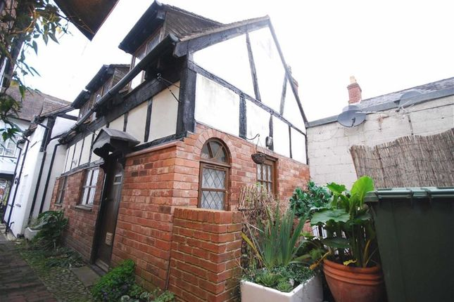 Thumbnail End terrace house for sale in The Homend, Ledbury, Herefordshire