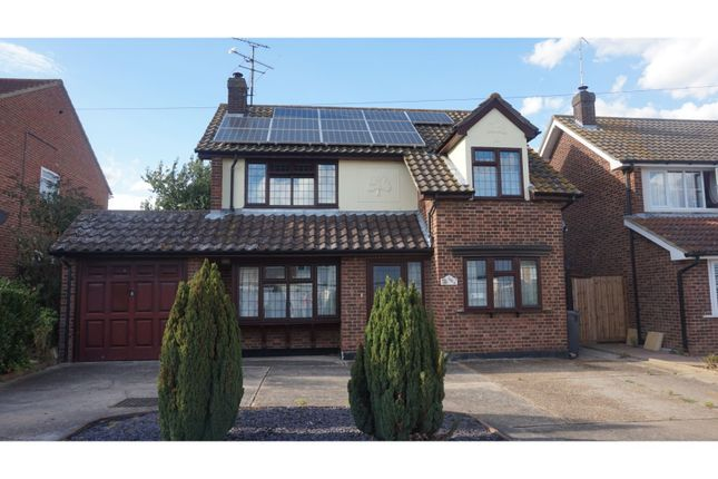 Thumbnail Detached house for sale in Armond Road, Witham