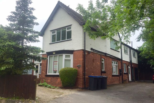 Thumbnail Detached house for sale in Ashby Road, Stapleton, Leicester