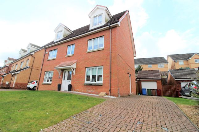 Thumbnail Detached house for sale in Dow Place, Larbert