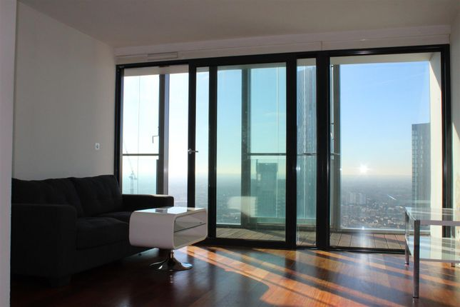 Thumbnail Flat to rent in Beetham Tower, Deansgate, Manchester