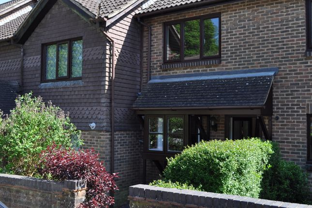 Thumbnail Terraced house to rent in Lime Way, Heathfeild