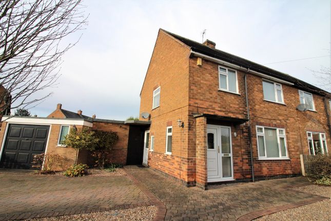 3 bed semi-detached house for sale in Ash Crescent, Nuthall, Nottingham NG16
