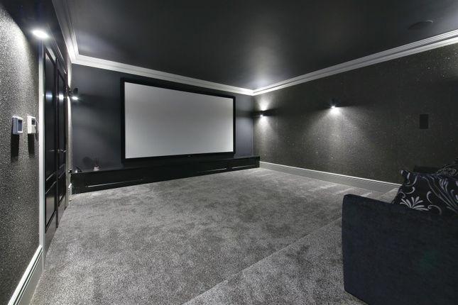 Cinema Room of Newlands Avenue, Radlett WD7