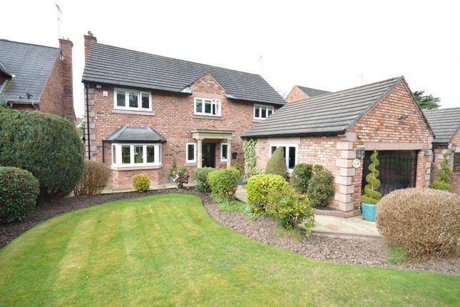 Thumbnail Detached house for sale in Maryton Grange, Calderstones, Liverpool