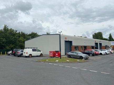 Thumbnail Light industrial to let in Unit 11 Horizon Park, Mona Close, Enterprise Park, Swansea