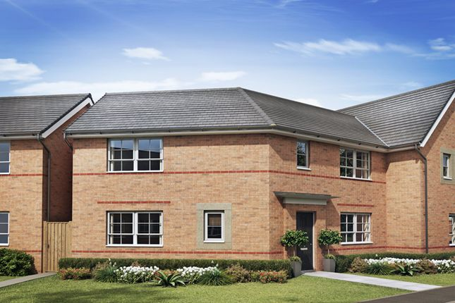 """Thumbnail Detached house for sale in """"Eskdale"""" at Lightfoot Lane, Fulwood, Preston"""
