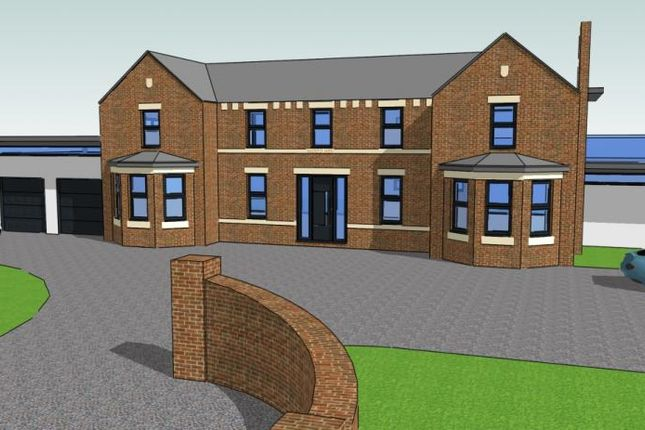 Thumbnail Detached house for sale in Southport Old Road, Formby, Liverpool
