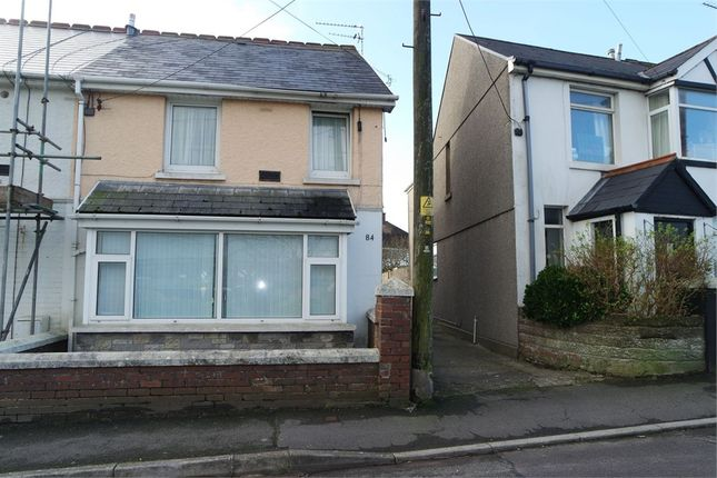 Thumbnail Flat to rent in Newton Nottage Road, Porthcawl, Mid Glamorgan