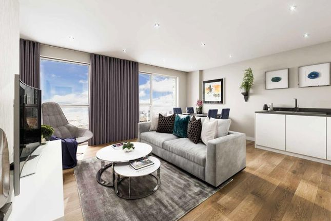 Thumbnail Flat for sale in City Court, Legacy Wharf, Stratford