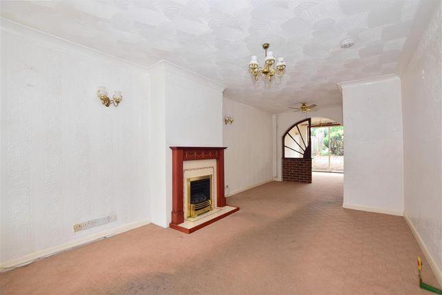 Lounge of Flowerhill Way, Istead Rise, Kent DA13