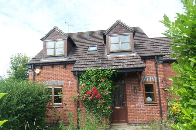 Thumbnail Detached house to rent in Hibbert Close, Off Dunchurch Road, Rugby