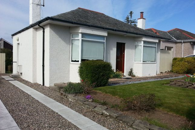 Thumbnail Bungalow To Rent In Balgillo Road Broughty Ferry Dundee