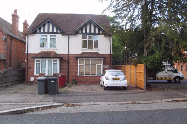 Thumbnail Semi-detached house to rent in Northumberland Avenue, Reading, South, Hospital, University