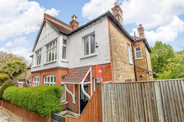 4 bed property for sale in Brockwell Park Gardens, Herne Hill, London SE24
