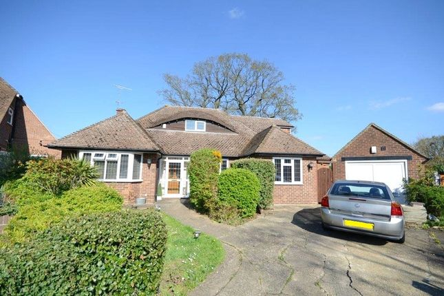 Thumbnail Bungalow for sale in Hamilton Gardens, Burnham, Slough