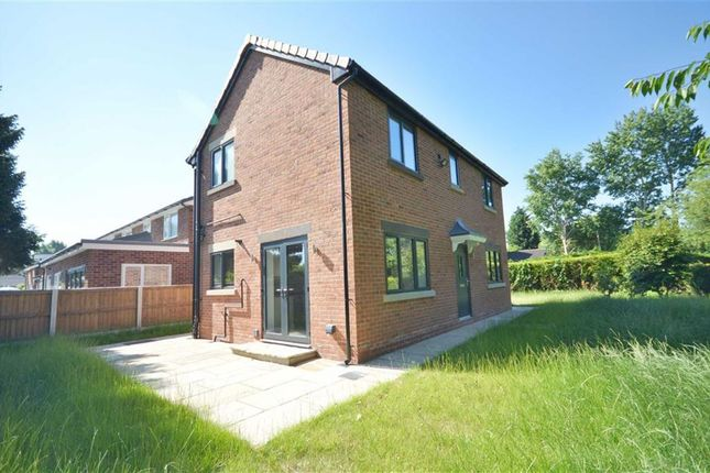 Thumbnail Semi-detached house to rent in Hulme Lane, Lower Peover, Manchester