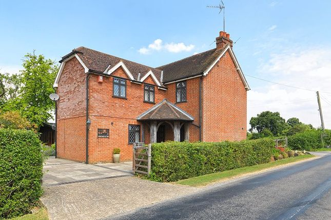 Thumbnail Detached house for sale in Two Mile Ash Road, Horsham